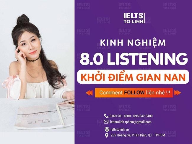 IELTS Tố Linh
