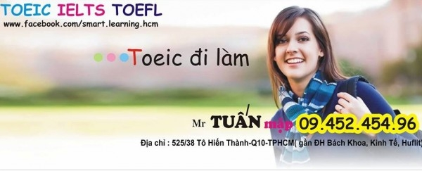 IELTS thầy Tuấn