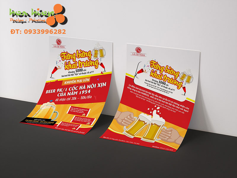 Công ty TNHH in ấn quảng cáo Hòa Hiệp