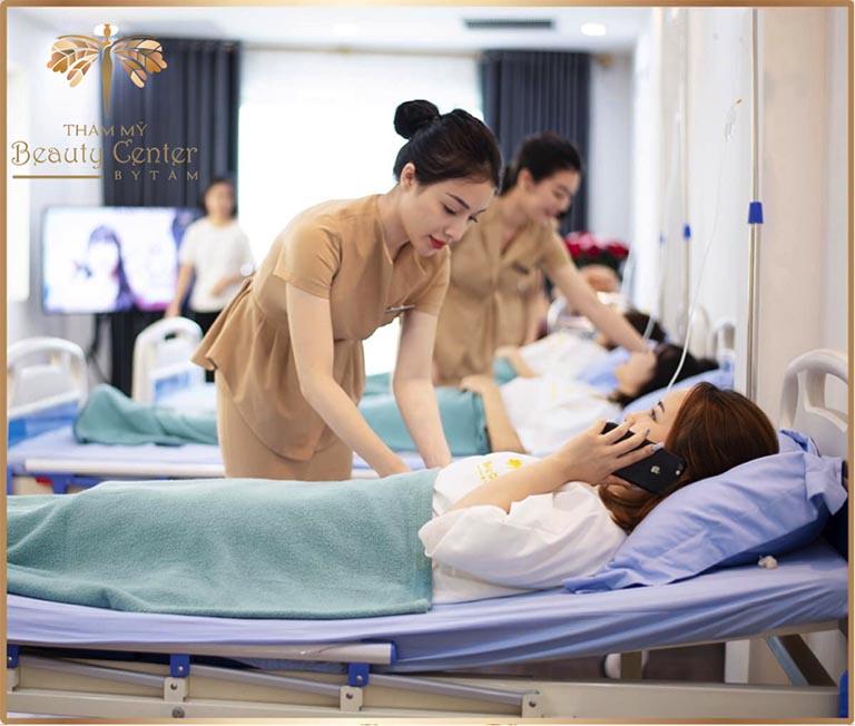 Thẩm mỹ Beauty Center – by Tấm