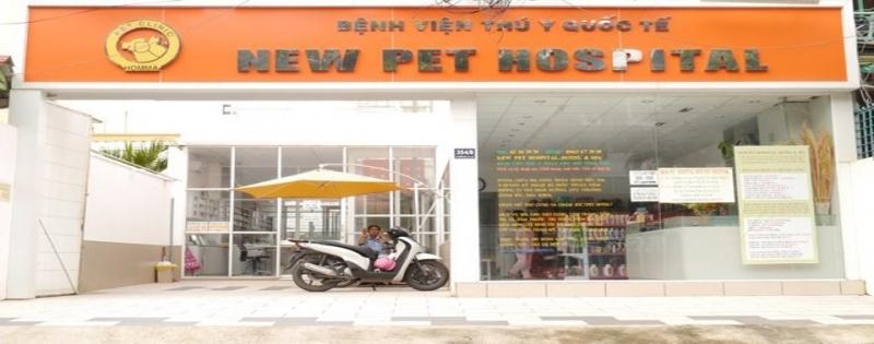Bệnh viện thú y New Pet Hospital & Spa