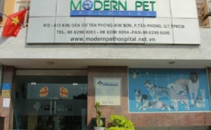 Bệnh viện Thú Y: AEC Pet Hospital Vietnam