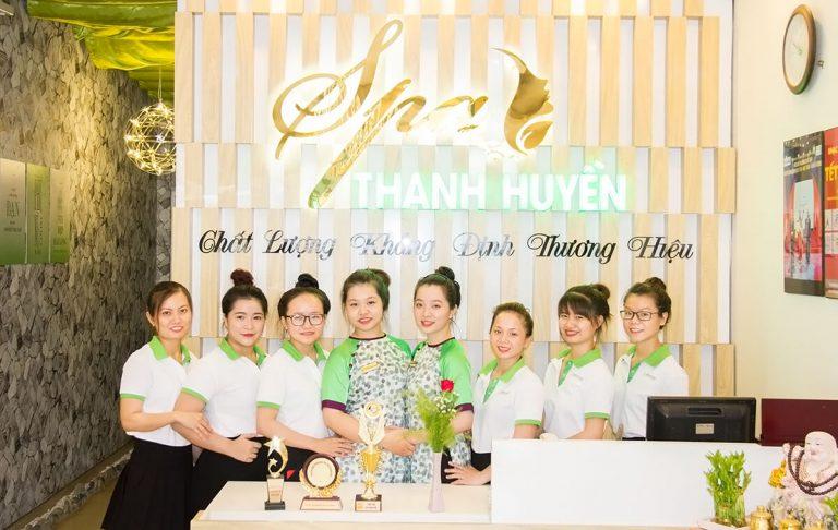 Học Viện Quốc Tế Spa Thanh Huyền