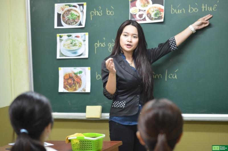Trường Ngôn ngữ Sài Gòn