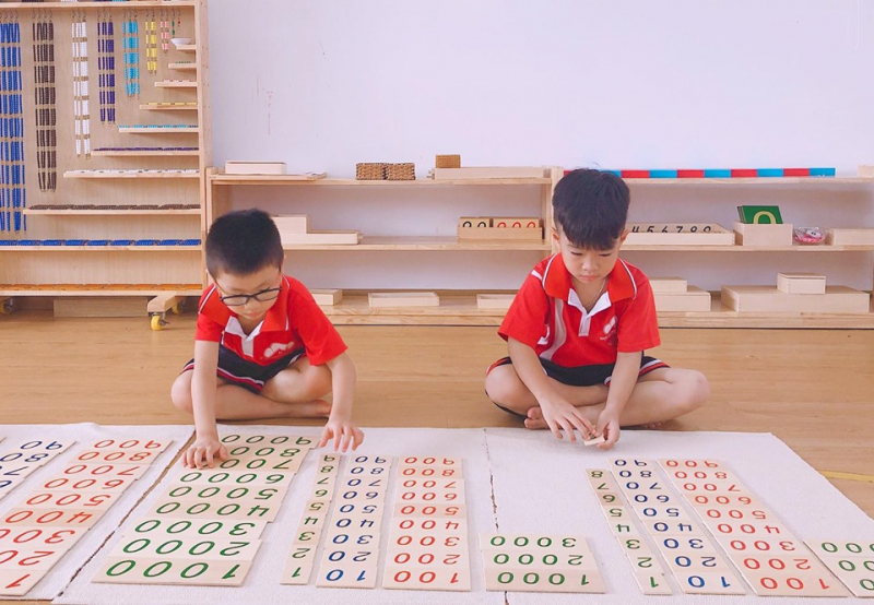 Trường mầm non Kindy Garden Montessori