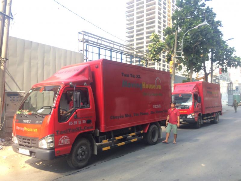 Dịch vụ chuyển nhà trọn gói Công Ty Vận Tải Xá Lợi