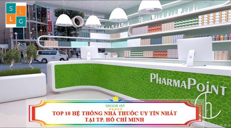 Top 10 Cửa Hàng Bán Thuốc Tây Uy Tín Nhất Tại TP. Hồ Chí Minh