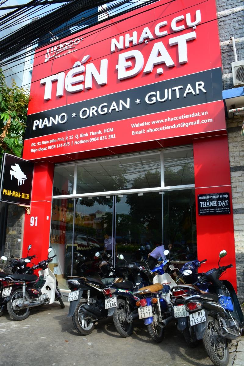 Cửa hàng nhạc cụ âm thanh Tiến Đạt