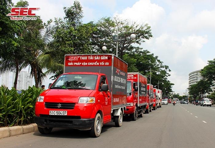 Saigon Express - Taxi Tải Sài Gòn