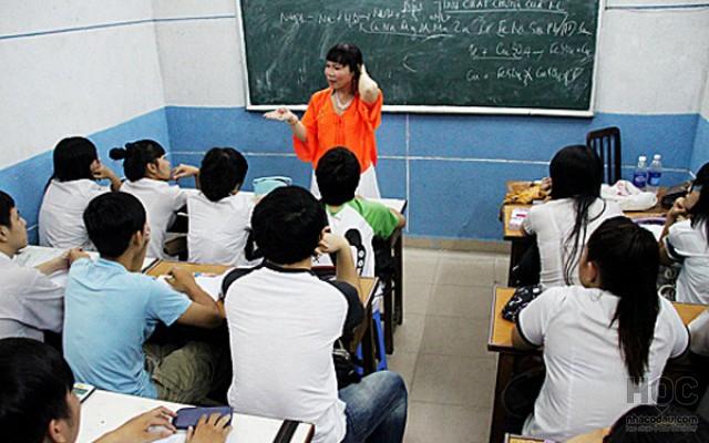 Trung tâm luyện thi đại học Đại Việt