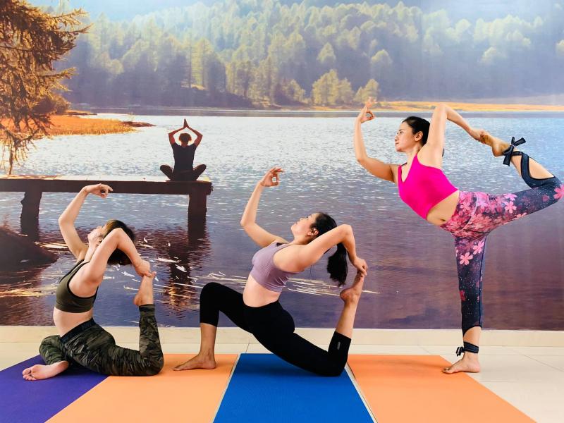 Yoga Hương Tre